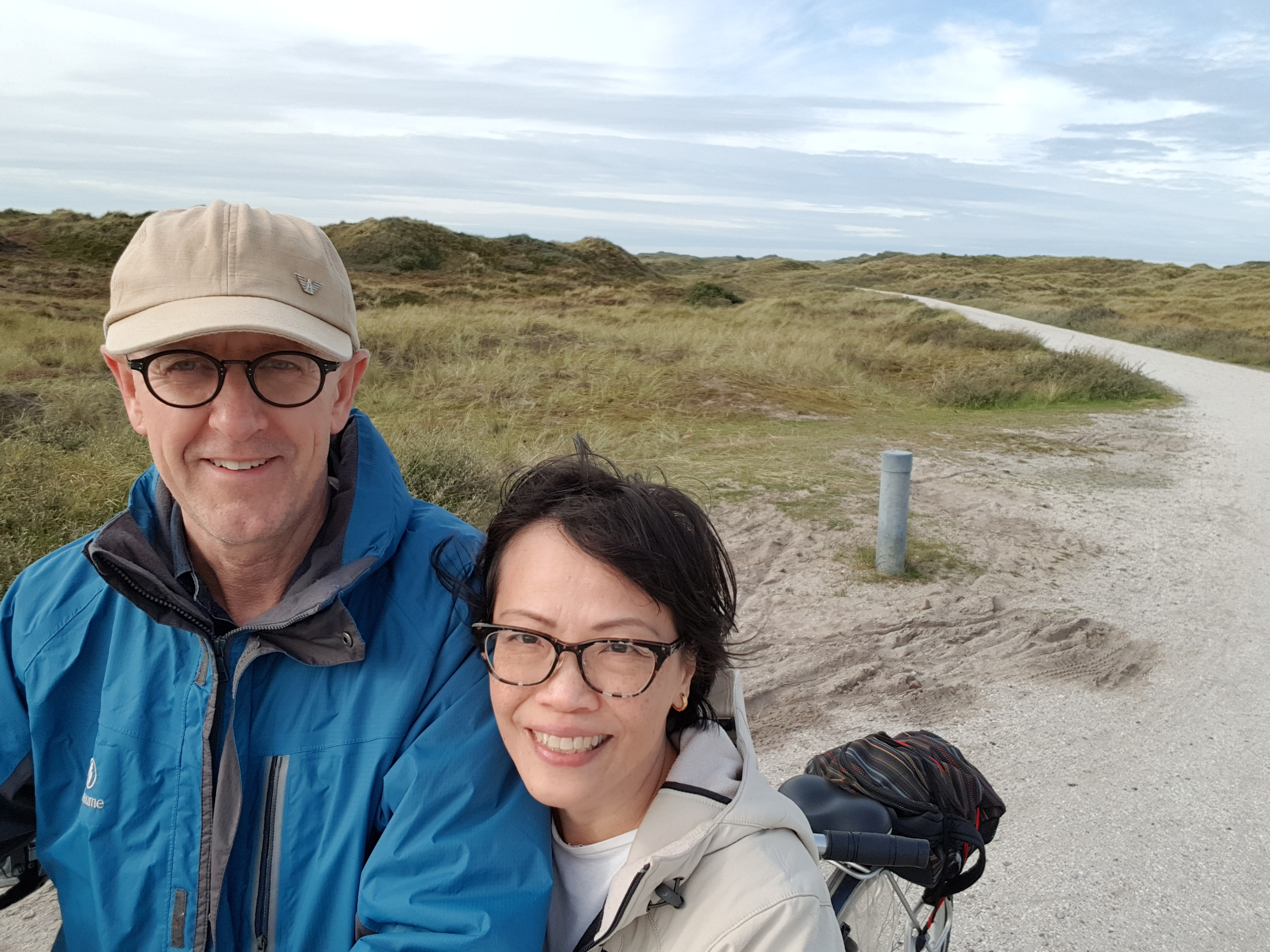 Cycling in Terschelling